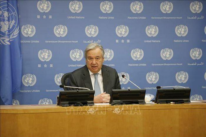 Tổng thư ký LHQ kêu gọi Israel, Palestine không làm hỏng tiến trình hòa bình