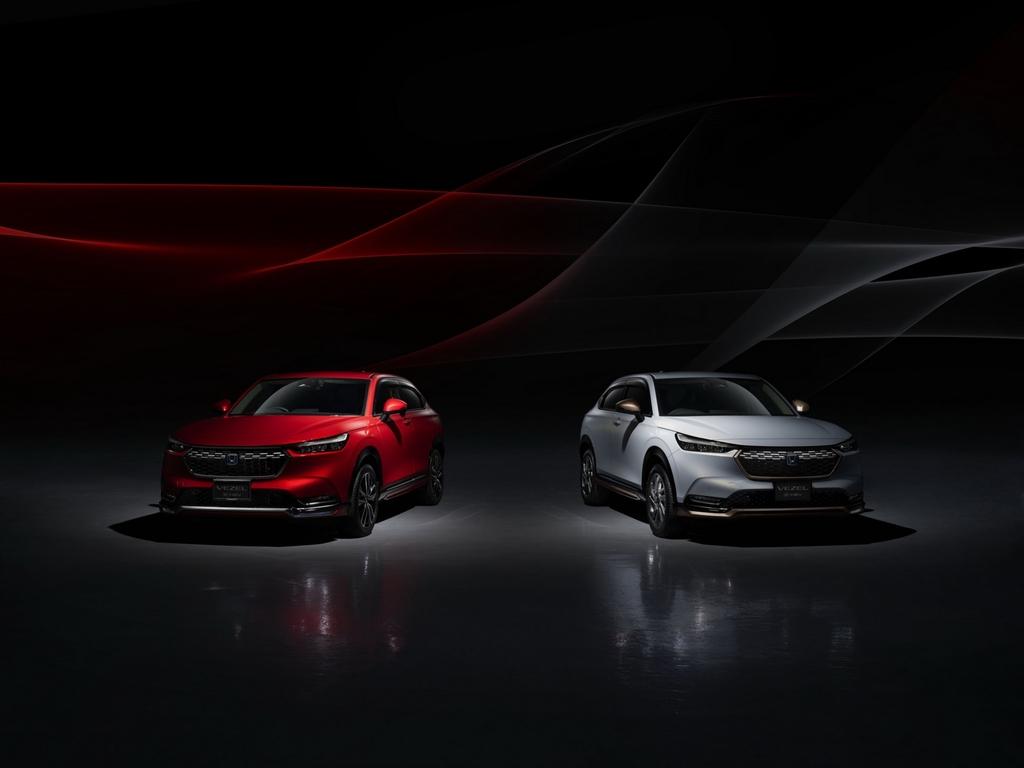 Honda cung cấp hai gói tùy chọn ngoại thất cho HR-V Play 2021