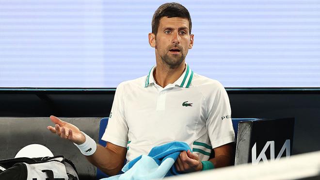Nóng nhất thể thao sáng 15/2: Djokovic tiết lộ chấn thương vẫn không bỏ cuộc