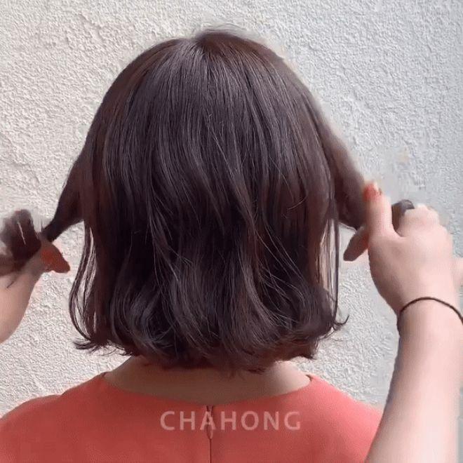 Giắt túi 5 chiêu buộc tóc xinh xẻo dễ làm để Tết này có tóc sang xịn đi chơi