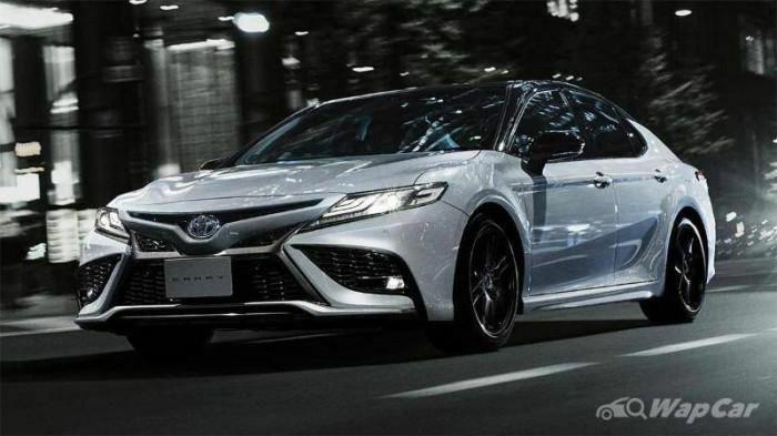 Toyota Camry 2021 ra mắt tại Nhật Bản, giá từ 765 triệu đồng