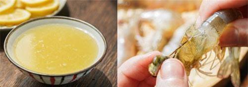 Dùng nồi cơm điện làm món tôm hấp bơ chanh thơm ngon nhức nhối không thua gì nhà hàng 5 sao