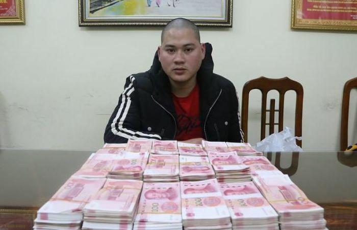 Lạng Sơn: Bắt giữ 5 đối tượng vận chuyển trái phép tiền tệ qua biên giới
