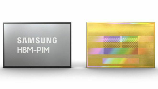 Samsung công bố bộ nhớ HBM-PIM mới tiết kiệm điện