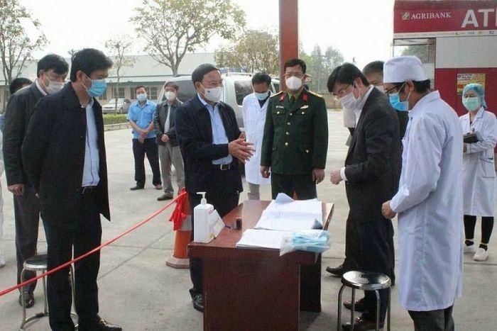 Quảng Ninh kiểm soát và ngăn chặn hiệu quả 4 nguồn lây nhiễm