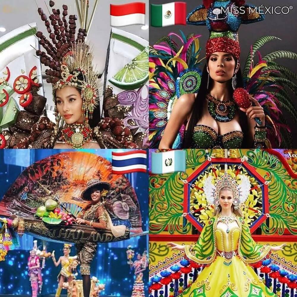 National Costume Hoa hậu Hòa bình: Indonesia – Thái Lan quá độc đáo, Guatamala hoành tráng