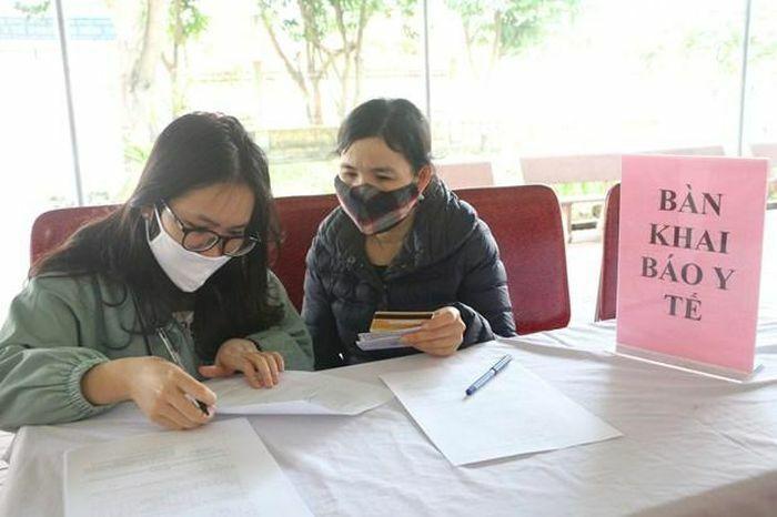 Hướng dẫn người dân trở lại Hà Nội sau nghỉ Tết khai báo y tế
