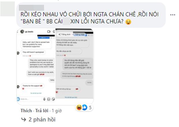 Biến mới: Netizen lan truyền tin nhắn từ producer GC, làm hoà rồi nhưng công ty Sơn Tùng không hề xin lỗi?