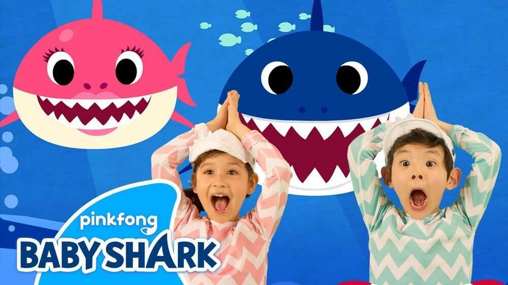 Baby Shark không có đối thủ: Chính thức cán mốc 8 tỷ lượt xem đầu tiên trên YouTube