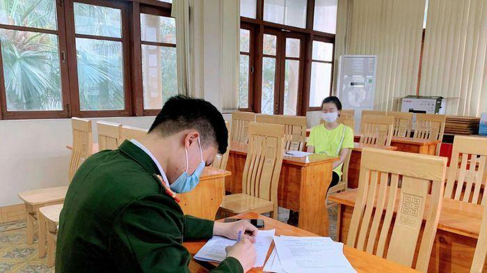 Xâm nhập trái phép từ vùng dịch vào Quảng Ninh, thiếu nữ bị phạt 25 triệu đồng