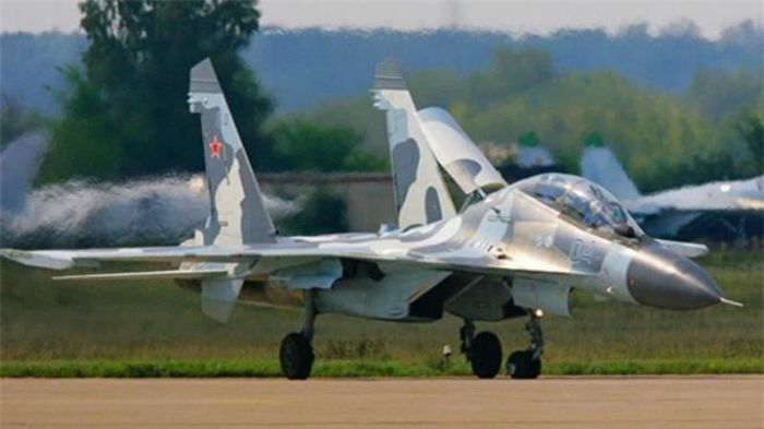 Không quân Syria nhận máy bay chiến đấu mới từ Nga