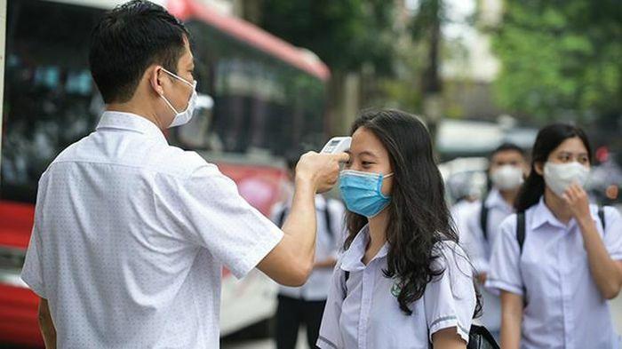 Ngày 22/2: Hơn 30 tỉnh đón HS trở lại trường, đa dạng phương pháp phòng dịch