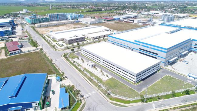 VSIP Nghệ An khu liên hợp Công nghiệp, Đô thị và Dịch vụ mang tầm quốc tế