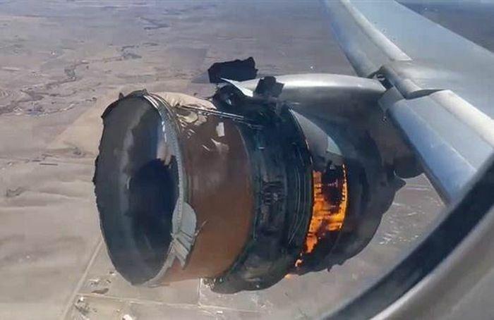 Boeing 777 gặp hàng loạt sự cố động cơ, Mỹ và Nhật Bản quyết định cho dừng bay