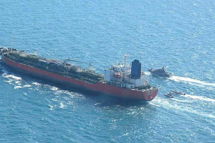 Thuyền viên người Việt trên tàu dầu bị bắt ở Iran được thả