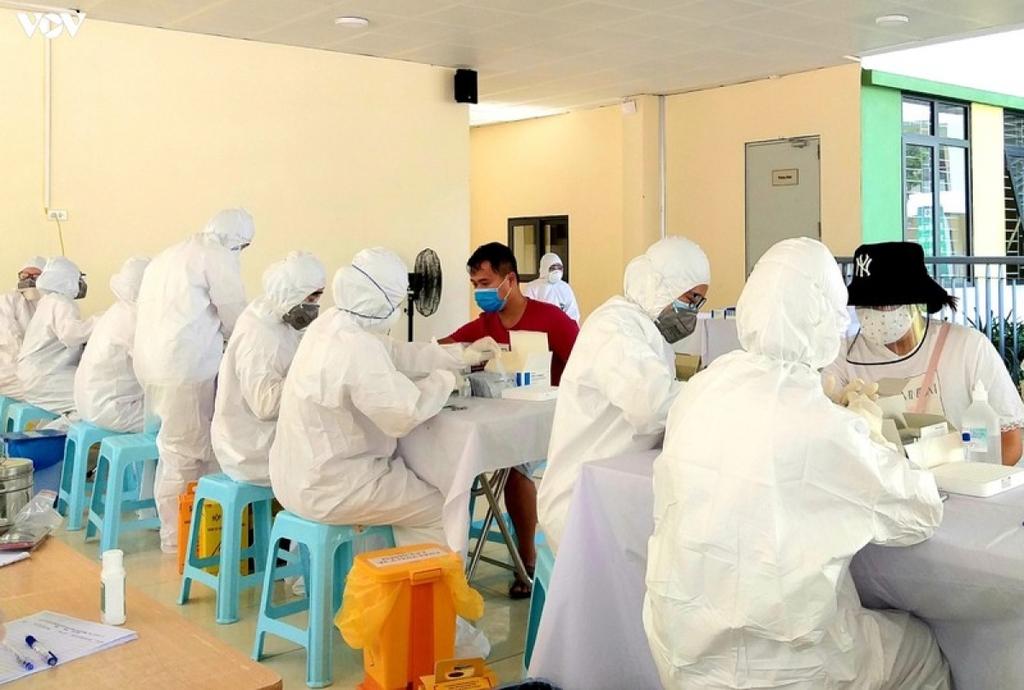 Hà Nội: Thêm 2 ca dương tính SARS-CoV-2