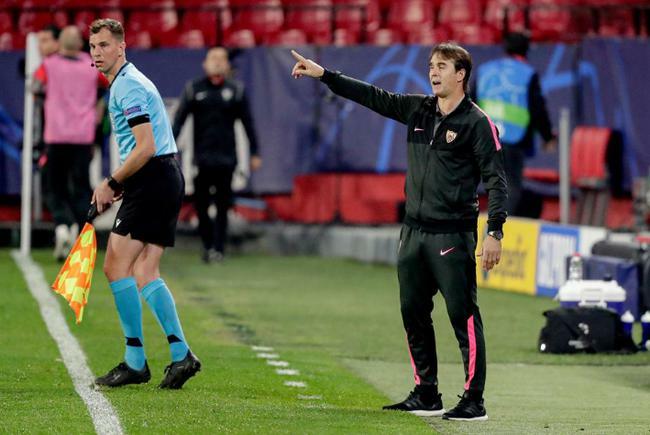 Sevilla bị Dortmund ngược dòng, HLV Lopetegui bất phục