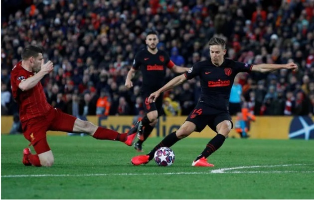"Sau cú đúp hủy diệt Liverpool, ""phát kiến của Simeone"" tiến hóa ra sao?"