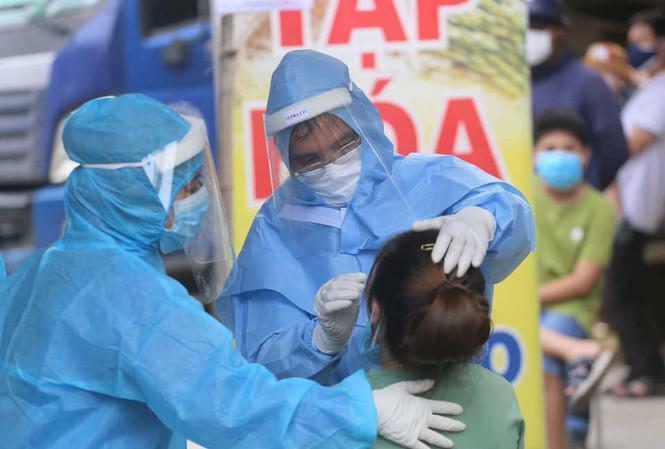Virus gây bùng phát chùm ca bệnh COVID-19 ở sân bay TSN lần đầu tiên có tại Việt Nam