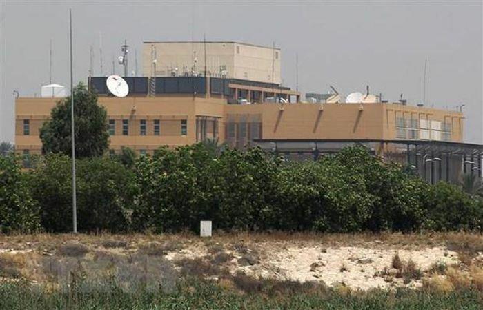 Iraq: Vùng Xanh tại thủ đô Baghdad lại bị tấn công bằng tên lửa