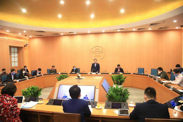 Một số nơi ở Hà Nội xin bỏ phong tỏa diện rộng
