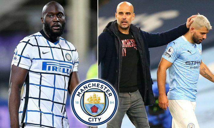 Romelu Lukaku trở lại Manchester để khoác áo Man City?