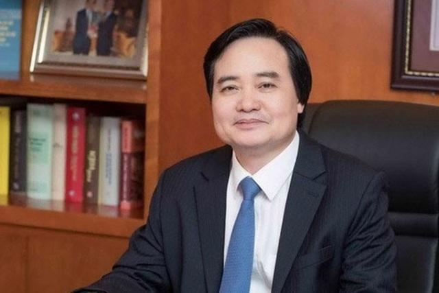 Bộ trưởng Phùng Xuân Nhạ gửi thư chúc mừng năm mới tới giáo viên, HS,SV