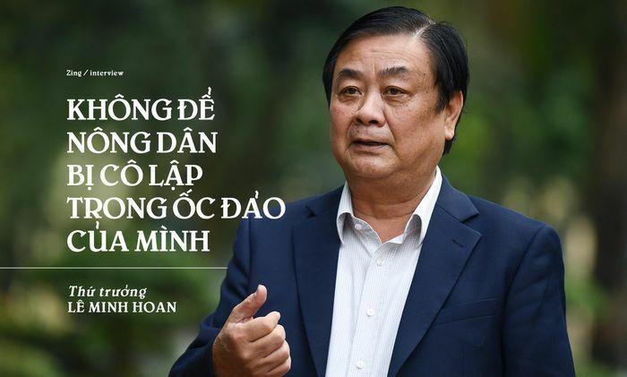 Ông Lê Minh Hoan: Không để nông dân bị cô lập trong ốc đảo của mình