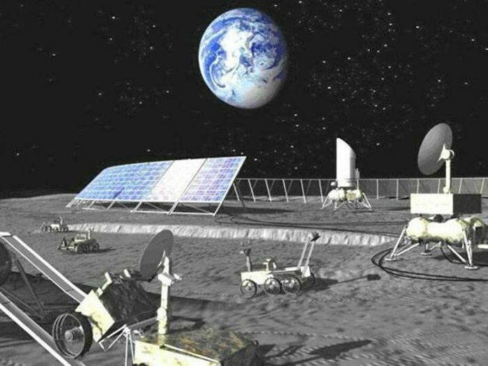 Trung Quốc, Nga hướng đến xây trạm khoa học quốc tế Mặt Trăng