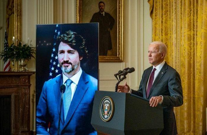 Mỹ và Canada nhất trí cùng phối hợp đối phó Trung Quốc