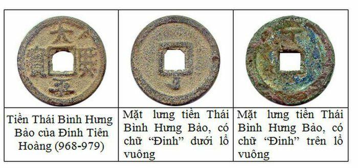 Tản mạn 10 thế kỷ đồng tiền Việt Nam
