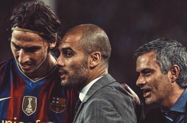 Ibrahimovic qua tay 13 HLV: Biến cố Calciopoli, Mourinho và Guardiola
