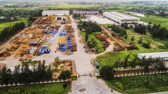 Tiếng nổ lớn phát ra, một công nhân chết tại nhà máy chế tạo thiết bị Lilama