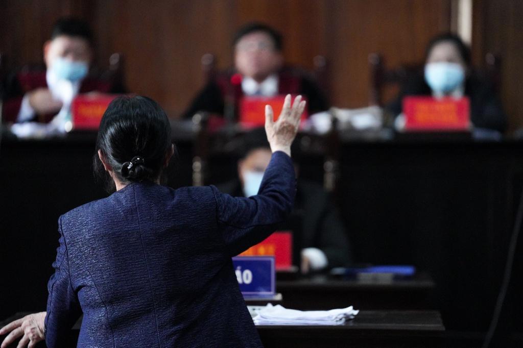 Agribank phản bác lời khai của bà Dương Thị Bạch Diệp