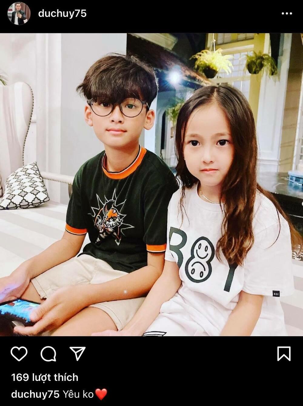 Chồng cũ Lệ Quyên nhận con gái của Hoa hậu Hà Kiều Anh làm con dâu tương lai