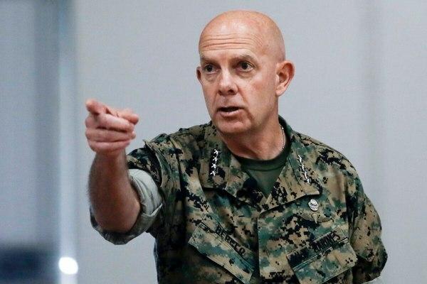 Tư lệnh Thủy quân lục chiến Mỹ dè chừng trước Nga và Trung Quốc