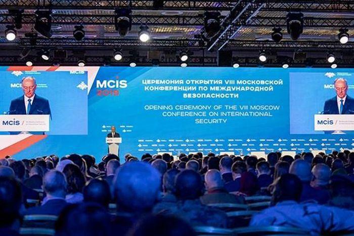 Nga ấn định thời điểm tổ chức Hội nghị An ninh Quốc tế Moskva