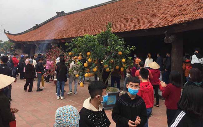 Từ ngày 10/3, các di tích, cơ sở tôn giáo ở Thái Bình được mở cửa trở lại