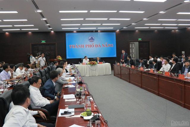 Chủ tịch Đà Nẵng: Quy hoạch thành phố minh bạch, không tồn tại lợi ích nhóm