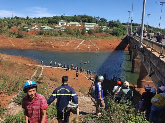 """Chỉ trong một tuần, 3 người tử vong trên hồ Thủy điện Đắk R""""tih"""