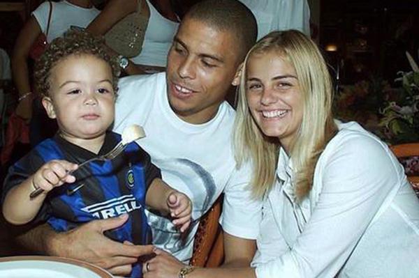 Các nhóc nhà cựu danh thủ Ronaldo ngày ấy – bây giờ