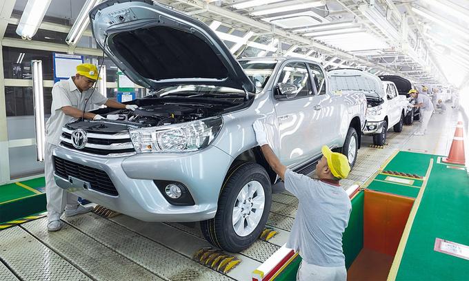Indonesia – đại nhà máy của các hãng xe Nhật