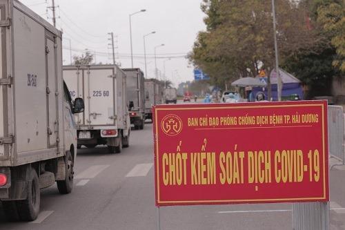 Hoạt động giao thông vận tải ở Hải Dương sau giãn cách xã hội toàn tỉnh ra sao?