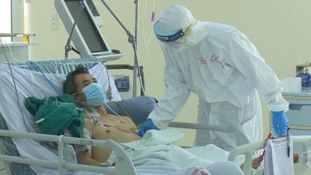 Bệnh nhân mắc Covid-19 nặng nhất tại tỉnh Hải Dương được xuất viện