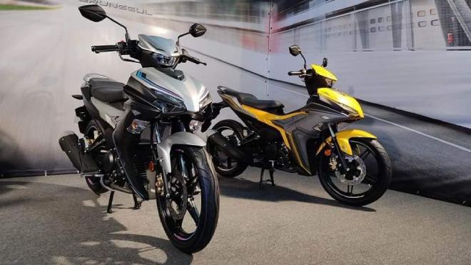 2021 Yamaha Exciter 155 bản Malaysia ra mắt, giá 61,6 triệu đồng