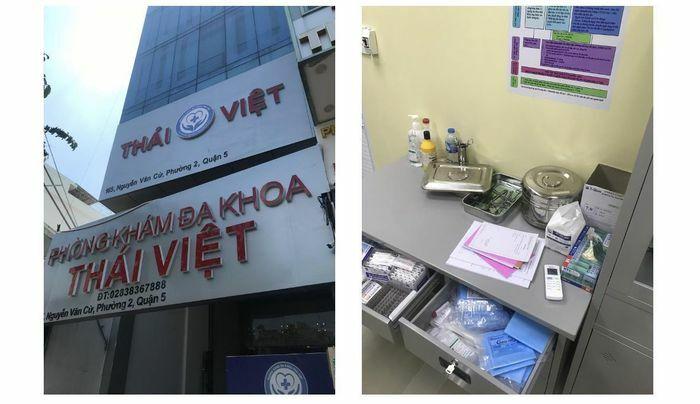 Sở Y tế TP.HCM kiểm tra đột xuất, bác sĩ Trung Quốc vội vã bỏ trốn