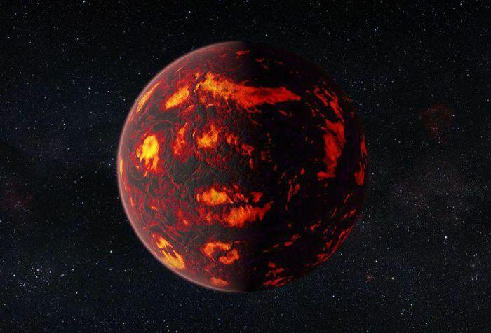 Khối đá 3,7 tỷ năm tuổi tiết lộ Trái Đất từng là địa ngục