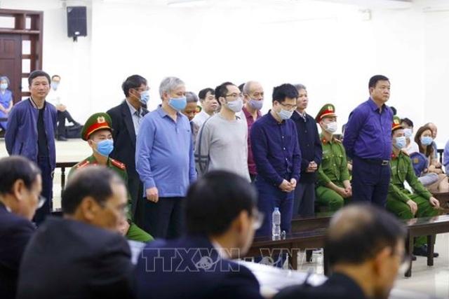 Ông Đinh La Thăng bị tuyên phạt 11 năm tù, Trịnh Xuân Thanh 18 năm tù