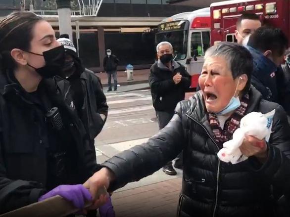 Bà cụ gốc Á bị hành hung góp 1 triệu USD cho hoạt động chống phân biệt chủng tộc ở Mỹ