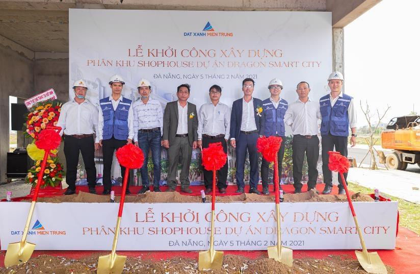 Nhiều dự án mới khởi công, BĐS Đà Nẵng tăng nhiệt